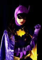 66 Batgirl Cosplay - Impatience by ozbattlechick