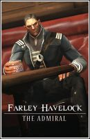 Farley Havelock - The Admiral by Dnero76