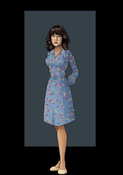 sarah jane smith (the ark in space) by nightwing1975