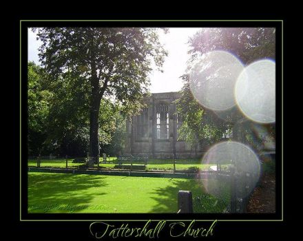 Tattershall Church by SorrowsEnd