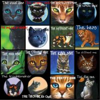 Warrior cats tag (for facebook tagging) by TheIndianaCrew