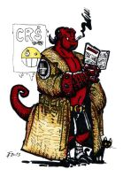 Hellboy on CRS by Clone-Artist