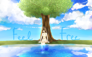 Feel Free by Chiyoko-chi