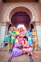 Love Live! Music S.T.A.R.T!! 2 by josephlowphotography