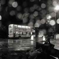 Night bus by lostknightkg