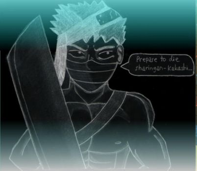 Zabuza again... by Tennoda