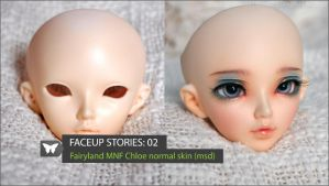 Faceup Stories 02 - video by AndrejA