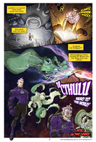The Origin of Dr. Cthulu pg 02 by ChadTHX1138