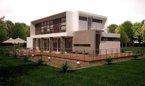 Modern Home Design by zodevdesign