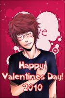 Happy Valentines Day x3 by Niaaaho