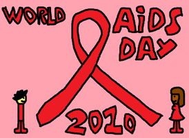 A+C: World AIDS Day 2010 by Blazikenpwnsyou