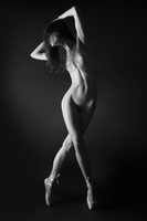 Nude Ballet 2 by LeBebeChat