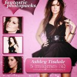 +Ashley Tisdale 04. by FantasticPhotopacks