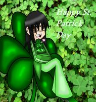 St.Patrick day ID by camilleartist132