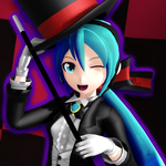 MMD doodle - 88 Magician by caio4856