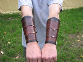 Ranger Bracers 2 by SteamViking
