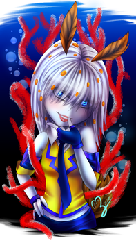 At with abrilt26 by fangirl-sonicteam