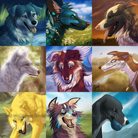 Icons 15 by InstantCoyote