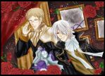 Pandora hearts : commission by Kurosaki-Sasori-chan