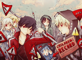 Kagerou Project - Children Record by hanachanvongola