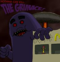 Nothing can Kill the Grimace by Zortov