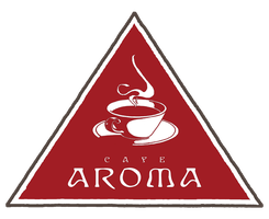 Logo for Cafe Aroma by JackRaz