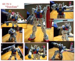 Tobe, RX-78-2 by VirgoT