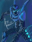 Blue Beetle III by Archonyto