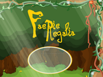 Faerie Regalia - Title Screen by MistahCatfish