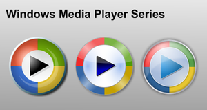 Windows Media Player Series by redawgts