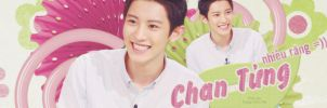Chanyeol Ami's Request by @EJ by Eriol-Diggory-Art