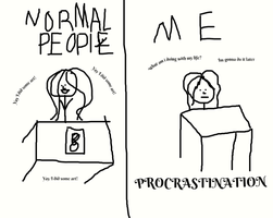 LITERALLY ME by RidingBicycles