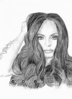 Jesy Nelson by sphili