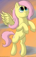 Fluttershy by FusionPony