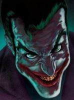 The Joker colors by PatC-14