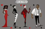 Wildcards Lineup by RobinF