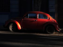 Car 7 / Montevideo by WillemFred