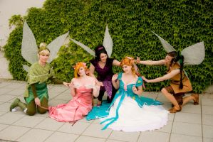 DISNEY: Fairy Magic by Nami06