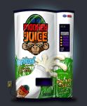 Monkey Juice Vending Machine by Renaenae