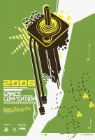 2006 Games Convention: Poster by R2works