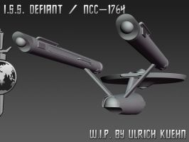 ISS DEFIANT 008-03 by ulimann644