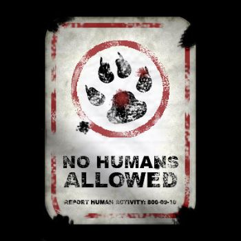 No Humans Allowed by AqCLotta071091
