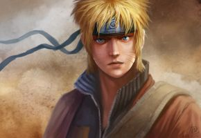 Naruto by DanteCyberMan