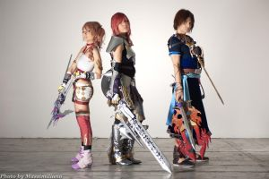 Final Fantasy XIII 2 by Eyes-0n-Me