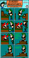 Mario Adventures No. 09 by Mariobro64