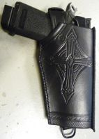 VampHunt Holster by Sharpener