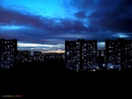 Night Grozny by CheDesign