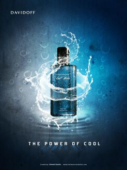 Davidoff - Cool water AD by Roofizone