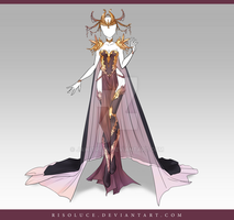 (CLOSED) Adoptable Outfit Auction 116 by Risoluce