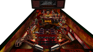 A Nightmare on Elm Street - Pinball Game by SLAMT1LT